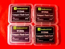 4X 512mb Memory card FOR Janome 11000,D10000,10001,9700,9500,300E,Roland Synth