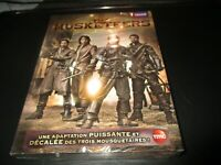 """COFFRET 4 DVD NEUF """"THE MUSKETEERS - SAISON 1"""""""