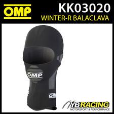 Kk03020 OMP KS Karting Winter Outdoor Balaclava Adult Size Kart/bike/ski