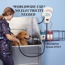 PET GROOMING Shampoo Bath PRO Bather AUTOMATIC BATHING SYSTEM-Sprayer&Hose KIT b