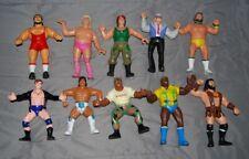 LJN OSFTM WWF WCW lot WWE