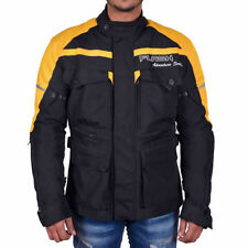 Unbranded Men's Hip Length Motorcycle Jackets