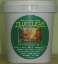 Flueclear 1.8Kg - Environmentally friendly flue, stove and chimney cleaner