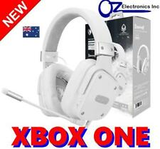 SADES SNOWWOLF XBOX PS4 SWITCH One Gaming Headset Mic Chat BRAND NEW Genuine GD