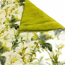 Tommy Bahama Tropical Palms Twin reversible cotton Comforter Only