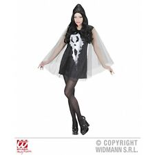CARNEVALE HALLOWEEN COSTUME VESTITO SCREAMING GOST LADY FANTASMA DONNA TAGLIA L