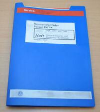 VW Passat B5 Motronic Einspritz u Zündanlage ANB APT APU ARG Werkstatthandbuch