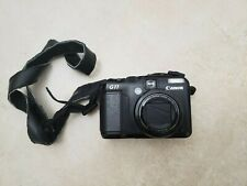 Canon PowerShot G11 3632B00 10MP Compact Digital Camera - Black