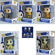 Coraline Movie Coraline with Cat Buddy Raincoat Doll Other Mother Pop Figures