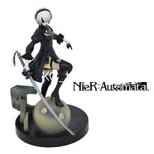 "6"" Nier Automata 2B YoRHa No. 2 Model B Neal NieR Collectors Figure Statue 15cm"