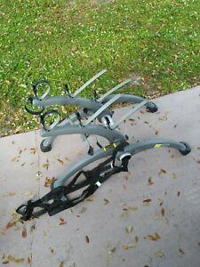 """Saris Bicycle Rack """"Bones 3""""  3-Bike Capacity  Made In USA"""