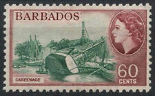 Mint No Gum/MNG Barbadian Stamps (Pre-1966)