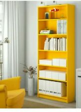 Ikea Billy Bookcase 40th Anniversary Yellow Limited Edition NEW