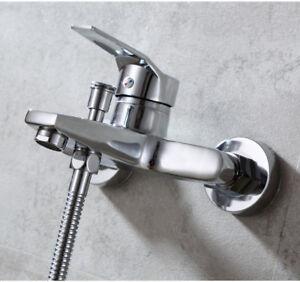 Bad Messing Dusche Brausearmatur Mischbatterie Einhebelmischer Badarmatur Schwer