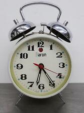 vintage 70s alarm clock - Mechanischer BARON Glocken Wecker Tisch Uhr 70er