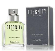 ETERNITY FOR MEN de CALVIN KLEIN - Colonia / Perfume 100 mL Uomo / Hombre / Man