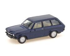 Herpa 033831 Opel Ascona Voyage bleu 1/87 Neuf emballage d'origine