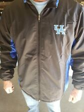 3bf26597a4f8 Kentucky Wildcats jacket sixes s-2xl.Fleece lined 100% polyester.