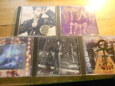 Prince [5 CD álbumes] 1999 + come + Hits I + Diamonds and Pearls + Love símbolo