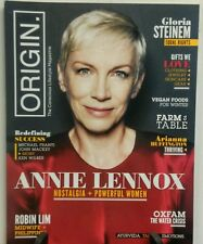 Orgin Issue 21 Annie Lennox The Conscious Lifestyle Magazine FREE SHIPPING