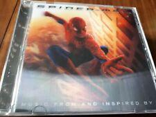 VARIOUS ARTISTS - SPIDER-MAN SOUNDTRACK  - CD ALBUM  2002