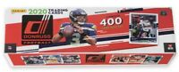 2020 DONRUSS FOOTBALL NFL FACTORY SEALED COMPLETE 400 CARD SET 50 RATED ROOKIES