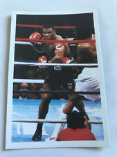More details for mike tyson rookie card /  rare / bbc a question of sport 1986 / boxing / vgc