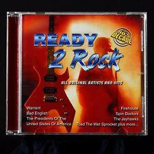 CD 90s Ready 2 Alternative Rock Lump Rush When Will We Fall Down Bonham Wait You