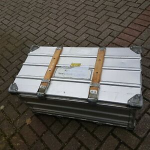 Box Klappkiste Brotkiste Bundeswehr Zarges Lacon Segor
