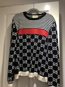 Knitted Gucci Sweater
