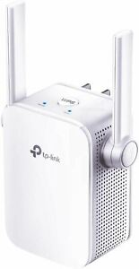 TP-Link N300 WiFi Extender(RE105), WiFi Extenders Signal Booster for Home, Singl