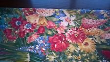 Sheridan Vintage Floral  Matching Duvet Set, Curtains, Pelmet , Wallpaper Border