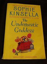 The Undomestic Goddess by Sophie Kinsella (2006, Paperback)