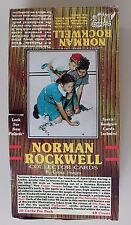1993 Norman Rockwell Comic Images Collector Card Box (46 packs)