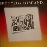 Lynyrd Skynyrd - First and last (1979) MCA Vinyl LP 250 442-1 (Germany)  FOC