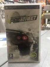 Need for Speed ProStreet Ita PSP USATO GARANTITO
