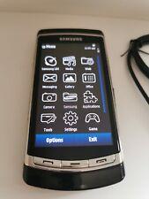 Samsung Omnia i8910 HD - 16GB - Deep Black (Unlocked) Smartphone Symbian OS