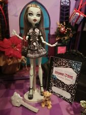 MONSTER HIGH Frankie Wave 1 FIRST EDITION