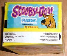 ED.PANINI BOX SCOOBY DOO ! CON 50 BUSTINE BLISTERATO MAI APERTO  ORIGINALE !!!!!
