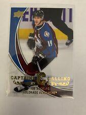 2008-09 Upper Deck Captain Calling #CPT3 Joe Sakic