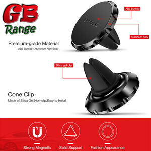 Cafele Magnetic Car Phone Holder Air Vent Mount 360° High Quality Smart Design