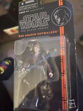 Hasbro Star Wars The Black Series Anakin Skywalker Action Figure