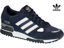 🔥🔥 2020 Adidas Originals ZX 750 Men's (UK 6 - 12) Navy-White Colour Brand New