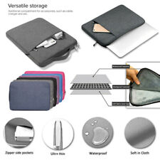 "For Macbook Air Pro 11"" 12"" 13"" 15"" Notebook Laptop Sleeve Case Carry Cover Bag"