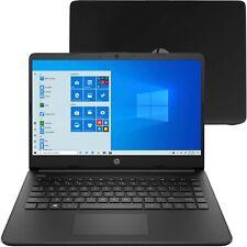 """HP 14s-fq0016na 14"""" Notebook Laptop AMD 3020e 4GB 64GB Preto 1L6S2EA # P"""