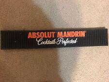 Absolut Mandarin Rubber Bar Mat