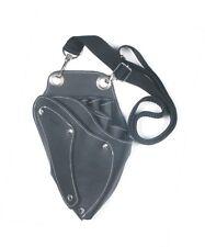 Scherentasche/Friseurtasche/Werkzeugtasche mit Platz für 4 Scheren und einemKamm
