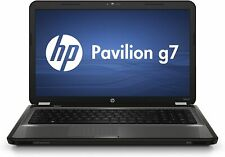 "HP PAVILION G7 LAPTOP 17.3"" Intel i3 4GB RAM 500GB HDD New Battery Win 10"