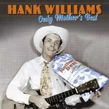 "Only Mother's Best - Hank Williams (12"" Album Box Set) [Vinyl]"