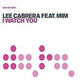 Cabrera, Lee : I Watch You CD